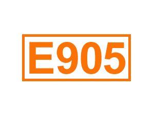 E 905 (Paraffinöl)