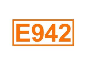 E 942 (Lachgas)