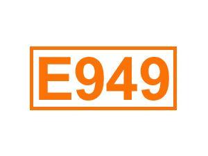E 949 (Wasserstoff)