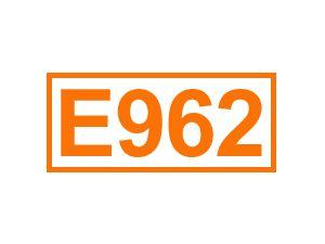 E 962 (Aspartam-Acesulfam-Salz)