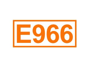E 966 (Lactit)