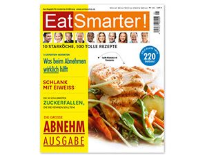 Das neue EAT SMARTER-Magazin Nr. 1/15 ab jetzt im Handel!