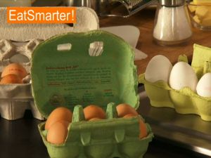 Wie Sie die Eier-Kennzeichnung richtig lesen