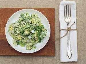 Eiersalat mit Schnittlauch Rezept