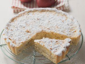 Einfacher Apfelkuchen mit Quark Rezept