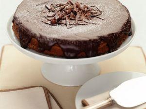 Einfacher Schokoladenkuchen für die Springform Rezept