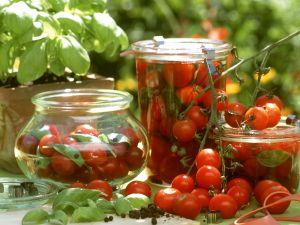 Eingelegte Tomaten Rezept