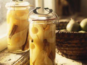 Eingemachte Birnen Rezept