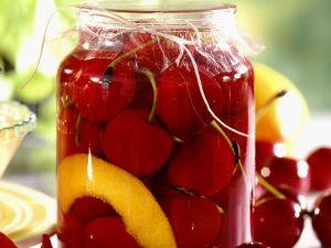 Eingemachte Kirschen Rezept