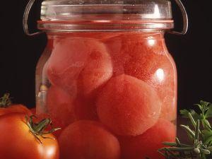 Eingemachte Tomaten Rezept