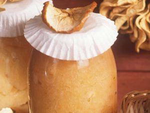 Eingemachtes Apfelkompott Rezept