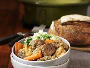 Eintopf mit Lamm nach irischer Art (Irish Stew) Rezept