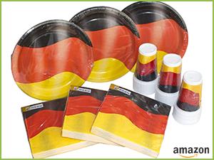 Einweg-Partygeschirr Deutschland
