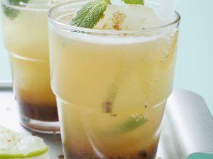 Eistee-Drink Rezept