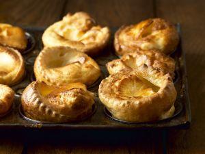 Englische Yorkshire Puddings Rezept