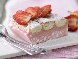 Erdbeer-Frischkäse-Schnitten Rezept