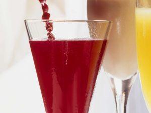 Erdbeer-Grenadine-Drink Rezept