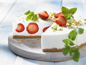 Erdbeer-Käsesahnetorte Rezept