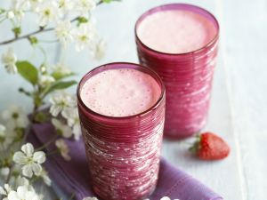 Erdbeer-Kokos-Milch Rezept