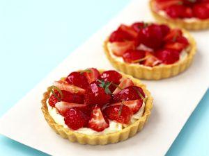 Traumhafte Dessert-Ideen mit frischen Erdbeeren