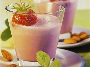 Erdbeer-Milchshake Rezept