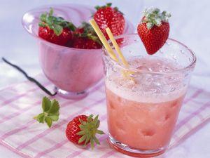 Erdbeer-Molke Rezept