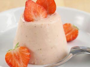 Erdbeer Panna Cotta Rezept