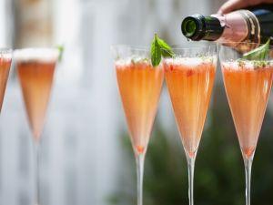 Erdbeer-Prosecco Rezept