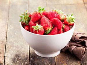 Wann schmecken Erdbeeren am besten?