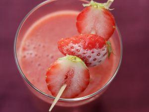 Erdbeershake Rezept