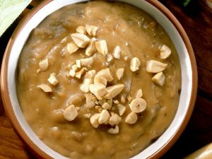 Erdnusssoße Rezept