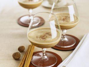 Espresso-Brandy-Drink mit Gewürzen Rezept