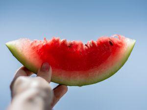 Richtig essen an heißen Tagen