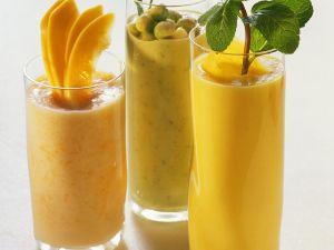 Exotische Fruchtshakes Rezept