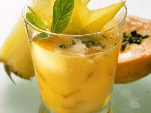 Exotischer Fruchtdrink Rezept