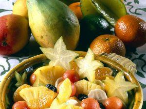 Exotischer Fruchtsalat Rezept