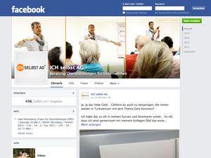Werden Sie Fan bei Facebook!
