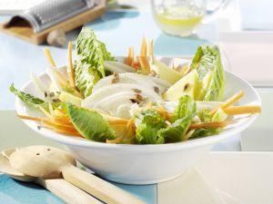 Fenchel-Karotten-Salat Rezept