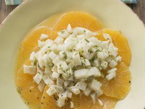Fenchel-Orangen-Salat Rezept