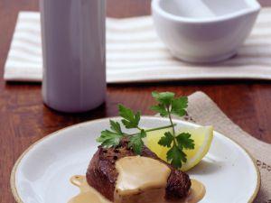 Filetsteak mit Whisky-Sahnesauce Rezept