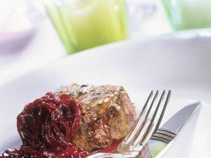 Filetsteaks mit Zwiebelsauce Rezept