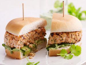 Fisch-Burger Rezept