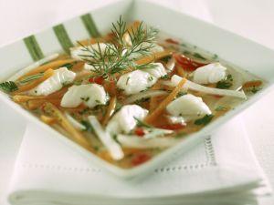 Fisch-Gemüse-Suppe Rezept