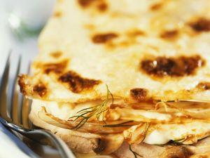 Fisch-Lasagne Rezept