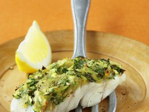 Fisch mit Gemüse gratiniert Rezept
