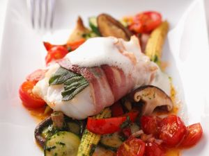 Fisch-Saltimboca Rezept