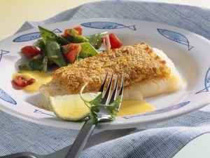 Fisch unter der Gemüsehaube Rezept