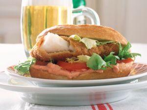 Fischburger Rezept