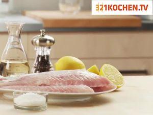 Fischfilet richtig braten