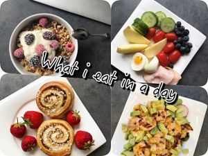 Mein Ernährungsplan